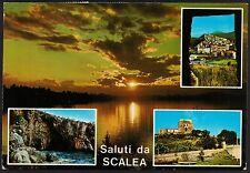 AA2236 Cosenza - Provincia - Saluti da Scalea - Vedute