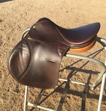 "16"" Crosby Olympia All Purpose Jumping Saddle"