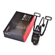 GN58 5600K Magic LED Macro Speedlite flash Flashlight for Canon Nikon Olympus