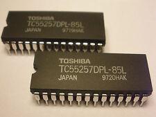 ( 4 PC. ) TOSHIBA TC5525APL-85L CMOS 32K X 8 SRAM, 28 PIN DIP
