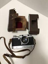 Canon E P Rangefinder Camera RAPID WINDER Parts Or Repair