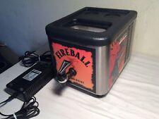 FIREBALL Lil Chill Shot Chiller Beverage Dispenser Cooler Tap Tested Free Shipin