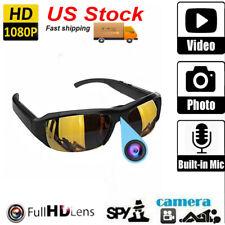 HD 1080P Digital Video Camera Camcorder AVI Glasses Eyewear DVR Cam Recorder New