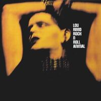 LOU REED rock n roll animal (CD, album, remastered) glam, very good condition,
