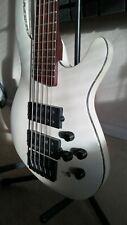 Cort Artisan C5H 5-Saiter Bass - White Pearl