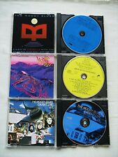 The Moody Blues ‎– 3 CD`s: Caught Live + 5, Keys Of The Kingdom, A Night At.....