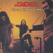 "Budgie:  ""Live in Milwaukee 1978""  (CD)"