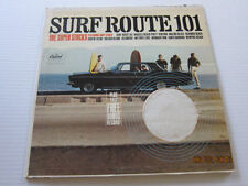 SUPER STOCKS Surf Route 101 Original Gary Usher lp
