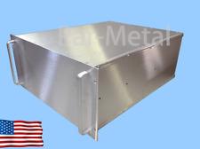 5U DIY All Aluminum Par Metal Rackmount Chassis Enclosur 14-19225N EMI/RF Shield
