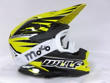 Wulfsport Helmets with Quick Release Fastening
