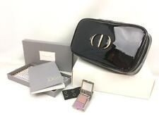 """Christian Dior UNUSED Vanity Vinyl Pouch Pencil Set & used eye shadow 7L060890n"""""""