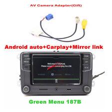 Noname VERSION Radio  Carplay Android Auto MirrorLink RCD330 R340G Plus For Golf