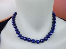 Markenlose Halsketten aus Echtschmuck mit Lapis Lazuli-Hauptstein
