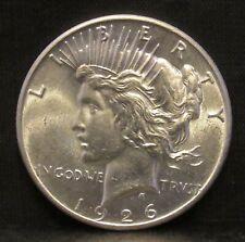 1926 Peace Dollar CHOICE BU