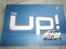VW Up range brochure Sep 2012