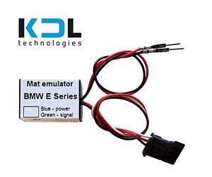Emulatore del Sensore di Presenza del Sedile Adatto BMW 3 Serie E90 E91 E92 E93