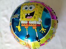 SPONGEBOB SQUAREPANTS BIRTHDAY PARTY FOIL HELIUM BALLOON 45CM NEW!