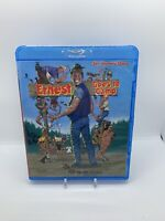 Ernest Goes to Camp (Blu-ray Disc, 2011) Intact Top Label. No Plastic Wrap.