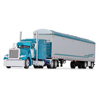 DCP -Pyskaty Bros Peterbilt 379  with Walking Floor Trailer Big Rigs Series