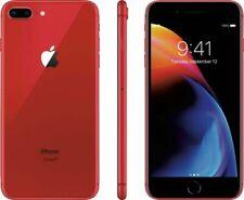 Apple iPhone 8 Verizon GSM Desbloqueado 64GB Plus-Mobile AT&T - Rojo T