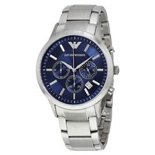 New Emporio Armani AR2448 Classic Men's Dial Chronograph Watch