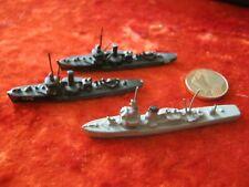 Wiking Modell Schiffe Minenleger Vorpostenboot U-Boot Jäger Kriegsmarine Dampfe