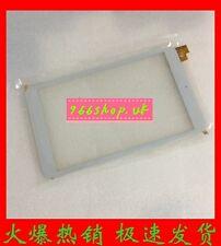 1PCS 8'' Capacitive Tablet Touch Screen PB80JG2483 For Onda V801S White