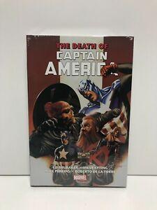 Death Of Captain America By Ed Brubaker Omnibus Epting Marvel Hardcover New DM