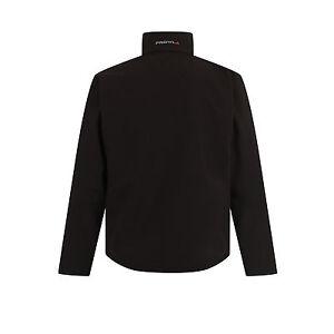 Greys Prowla Softshell Jacket Zipper Fleece Clothing Fishing Windproof RRP £60
