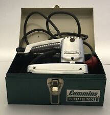VINTAGE CUMMINS Double Action Sander MODEL 476 Series B Made in USA (John Oster)