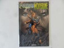 MARVEL TOP COW WITCHBLADE Wolverine variantcover limité à 499 état: 1