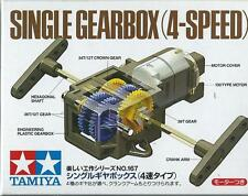 TAMIYA EDUCATIONAL SINGLE GEARBOX (4-SPEED)   ART 70167