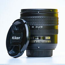 Nikon 18-70mm F/3.5-4.5 AF-S DX Nikkor zoom lens DSLR - VGC - sample pictures
