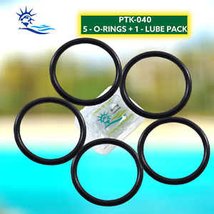 SwimquipTM (35505-1429) Elbow Assembly O-ring-S  (5-PACK) PTK-040 By Pooltek USA