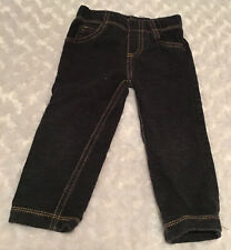 Carter's Baby Girl Jeggings Size 18 Months In Euc (Bin Ae)