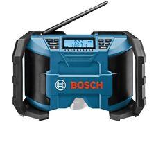 Bosch Akku Radio GPB 12V-10 solo Karton 0601429200 ohne Akku ohne Ladegerät