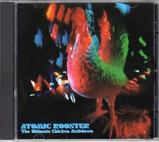 ATOMIC ROOSTER - The Ultimate Chicken Meltdown  CD Canada