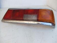Rücklichtglas rechts mit Chromrahmen f. Mercedes Oldtimer W110 kleine Heckflosse