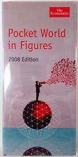 The Economist Pocket World In Figures - 2008 - FINE Hardcover Edition