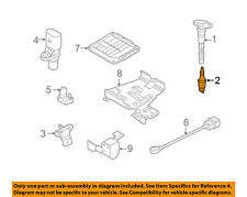 VW VOLKSWAGEN OEM 07-14 Jetta 2.5L-L5 Ignition-Spark Plug 101905601F
