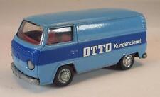 Schuco 1/66 Nr. 311 911 VW Transporter T2 Volkswagen OTTO Werbemodell 2 #329