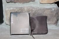 BECCA PERFECT SKIN MINERAL POWDER FOUNDATION TOBACCO .33 OZ  pure mineral