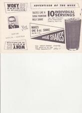 Woky-Milwaukee, Wi-Original Top 40 Radio Station Music Survey-December 1, 1967