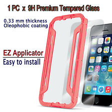 """1 x Tempered Glass with Perfect fit applicator for 4.7"""" Apple iPhone 6s / 6 i6G1"""