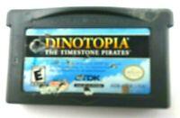 TDK Nintendo Dinotopia The Timestone Pirates GameBoy Advance