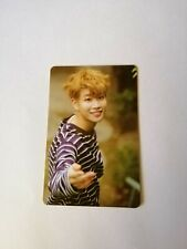 Astro Autumn Story MJ Photocard Official red version