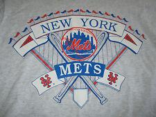 1962-1986 25th Anniversary NEW YORK METS (LG) GRAY T-Shirt TOM SEAVER