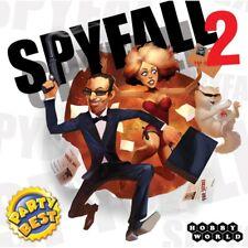 Cryptozoic Entertainment Cze02128 Spyfall 2 Game