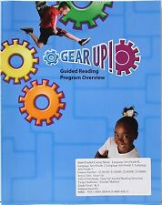 Gear Up ,  Guided Reading Program Overview Book Grade Level K - 3