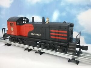 Postwar Lionel 602 SEABOARD NW2 Diesel Switcher with Manual no Box